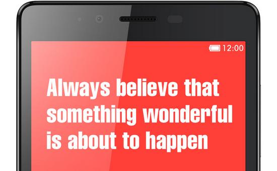 Xiaomi MI Redmi Note